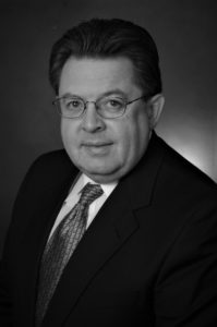 Larry Mitchell Portrait